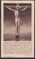 Doodsprentje (6107)  Budingen - STROUWEN / BOOTEN 1869 - 1938 - Images Religieuses
