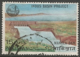 Pakistan. 1967 Indus Basin Project. 15p Used SG 253 - Pakistan