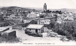 TAZA (Maroc) - Vue Generale De La Medina, 1905?, LL. - Marokko