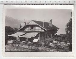 Restaurant Du Buffet De La Gare De Glion (Suisse, Vaud) - Restaurants