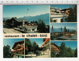 Binii (Savièse) Restaurant Le Chalet - Restaurants