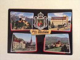 VADUZ VIAGGIATA. M - Liechtenstein