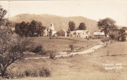 Vermont Plymouth The Coolidge Homestead 1935 Real Photo - United States