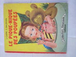 LE PIQUE NIQUE DES POUPEES  Par  J. CAPPE Et S. BAUDOIN - Livres, BD, Revues