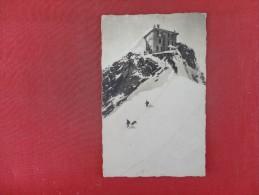 RPPC Ski  Unknown-- Embossed  Photo  On Bottom It Says Reproduction??? Ref  1388 - Da Identificare
