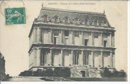467 - AJACCIO - LE CHATEAU DE LA PUNTA - COTE SUD-OUEST - Ajaccio