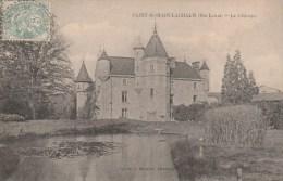 6o - 43 - Saint-Romain-Lachalm - Le Château - Béraud - France