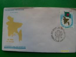 1973  First Day Cover Special Handstamp Busta Primo Giorno Jai Banigla Timbro Jaipur GPO - Nuovi