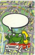 UK (Paytelco) - Singapore Frog Featurecard, PYFC004 - 1GPTB, 1.800ex, Used - Reino Unido