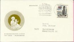 Letter - Hermann Walter Sieger, Lorch, 15.12.1966., Germany, Letter - [7] République Fédérale