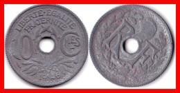 Peu Courante Franc 10 CENTIMES LINDAUER 1946  Zinc TTB F143/5 - D. 10 Centimes
