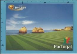 ALGARVE - CAMPEONATO FUTEBOL EURO 2004 - SOCCER - PORTUGAL- 2 Scans - Calcio