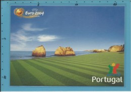 ALGARVE - CAMPEONATO FUTEBOL EURO 2004 - SOCCER - PORTUGAL- 2 Scans - Football