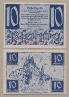 Germany - Wurttemberg 10 Pfennig  1947  Ps1008  I - Uncirculated ( Banknotes ) - [ 5] 1945-1949 : Occupation Des Alliés