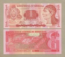 Honduras - 1 Lempira  2010  Pnew  Uncirculated  !!!!!!!!!!!  ( Banknotes ) - Honduras