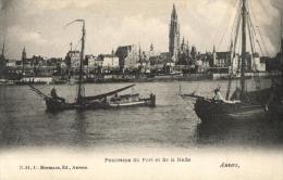 BELGIQUE - ANVERS - ANTWERPEN - Panorama Du Port Et De La Rade. - Antwerpen