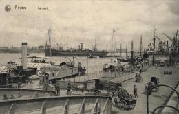 BELGIQUE - ANVERS - ANTWERPEN - Le Port. - Antwerpen