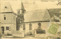 """CP De ANSEREMME """" L'église """" . - Dinant"""