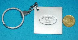 CAMEL - Unused Metal Key-rings/porte Clef - Tabac (objets Liés)