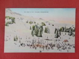 Washington> Ski Meet  Mt Rainier     Ref  1388 - Estados Unidos