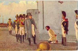 4cp-327 : Napoleon En Russie - Souvenir De 1812- N° 26.... Iets Beschadigd.. - Celebrità