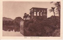 CPA Egypte - Temple De Philoe (6536) - Ägypten