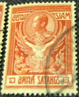 Thailand 1910 King Chulalongkorn 6s - Used - Siam