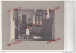 Au Plus Rapide Cambodge Kampong Speu Spoe Intérieur Maison Fillette Enfant Août 1922 - Altre Collezioni