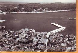 Croatia 1964 Y Traveled Postcard Rovinj Panoramic View - Croatie