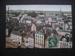 Nantes-Vue Generale 1909 - Pays De La Loire