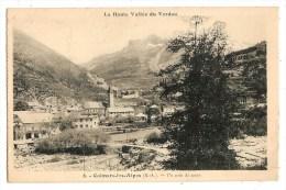 CPA 04 COLMARS Les Alpes Coin Du Pays - Zonder Classificatie