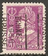 Brussel 1936 Nr. 6047B - Roller Precancels 1930-..