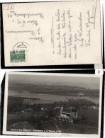 64803,Fliegeraufnahme Bad Deutsch Altenburg Carnuntum - Autriche