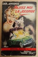 Editions Fleuve Noir -Spécial-Police - Frederic DARD- SAN.ANTONIO -no 48- Passez Moi La Joconde  -1954- E.O. - San Antonio