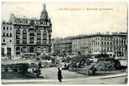 RIGA, Newski Prospekt,8.10.1931, Latvija, Baltikum - Lettland