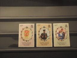 ASCENSION - 1981 MATRIMONIO 3 Valori - NUOVI(++)-tematiche - Ascensione