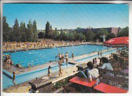 LUXEMBOURG - DUDELANGE : La Piscine - CPSM CPM GF Peu Fréquente - - Dudelange