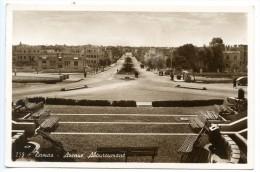 Damas, Avenue Abouroumane_2, Damaskus, Damascus. Par Avion,1953 - Syrien