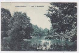Poland - Strzelce - Gross Strehlitz - Schlosspark - Polonia