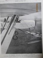 1912 Aviateurs  Photographies  En Vol Avion  Andre  Schnelcher  Pierre Debroutelle   Biplan  Chateau Parc  Breteuil - Unclassified