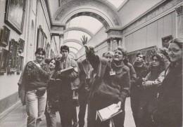 RÉUNION Des MUSÉES NATIONAUX AVEC UN CONFÉRENCIER - Imprimée Au Verso 2 Scans - - Musei