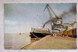 CPSM - BremerHaven (Allemagne) - Startbereit Nach übersee - Bremerhaven
