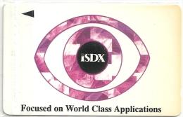 UK - ISDX Focused On World Class Applications - Royaume-Uni