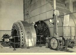 Charbonnage De Monceau-Fontaine Machine D'extraction Electrique De 2700 - Mijnen
