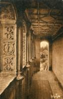 Thouars Sainte Chapelle Contigue Au Chateau - Thouars