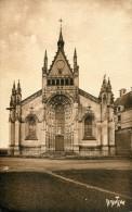 Thouars La Sainte Chapelle Contigue Au Chateau - Thouars
