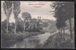 "OLD CPA - VESZPREM - "" SEDPATAK BETEKINTS VOLGYBEN"" - BAKONY - BALATON LAKE - 1906 - Hongrie"