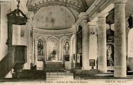 52.9 Busson - Interieur De L'eglise Saint-Maurice. - Other Municipalities