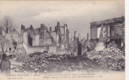 Cp , MILITARIA , Guerre 1914-1915 , ARRAS ,  Ce Qui Reste D'un Quartier Aprés Le Bombardement - War 1914-18