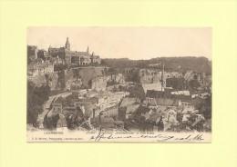 Luxembourg - Ville Haute - Luxemburgo - Ciudad